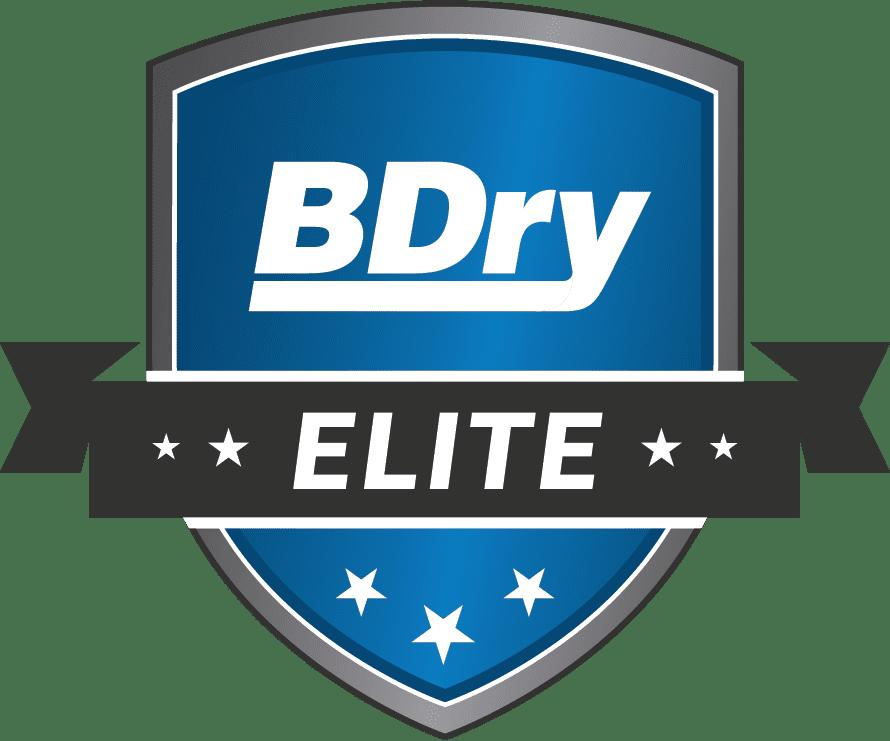 BDry Elite badge